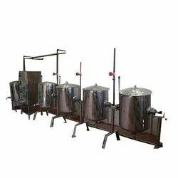 Steam Cooking Vessel