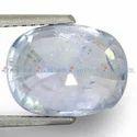 6.65 Carats Blue Sapphire