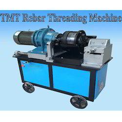 TMT Rebar Threading Machine