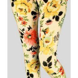 Fancy Printed Legging