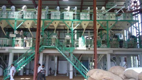 Modern Rice Mill Machinery Rice Processing Machinery