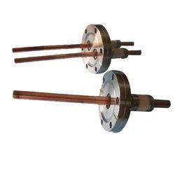 UHV Electrode