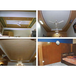 False Ceiling & Wall Panellings