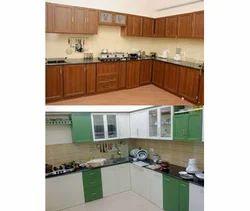 Kitchen Cabinets PVC