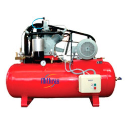 Double Cylinder Compressor