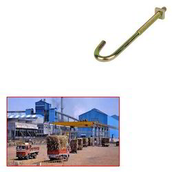 Metal Hook for Sugar Industry