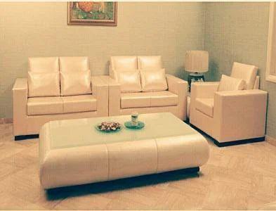 Home decor sofa set.
