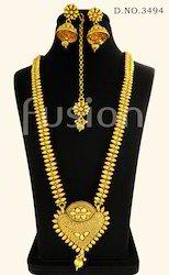 Antique Polki Designer Necklace Set