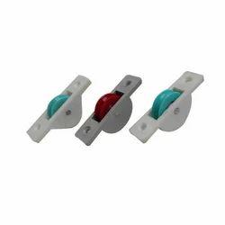 Sliding Window Bearing Roller Reverse / Cover Bracket