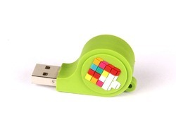 Customized Design PVC Pen Drive