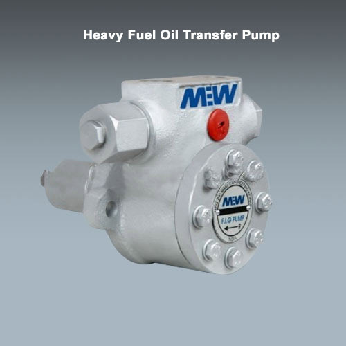 Heavy Fuel Oil Transfer Pump