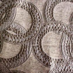 Beige Curtain Fabric