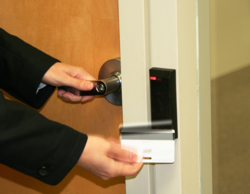 Smart Card Access Control System