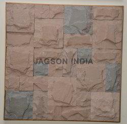 Sandstone Rock Face Tiles