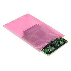 Anti Static Pink Poly Bag