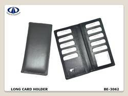Long Card Holder