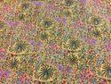 Rain Forest Design Block Printed Fabric