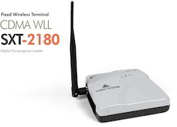 Sxt 2180 CDMA Fixed Wireless Terminal WLL System
