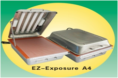 EZ Series Rubber Stamp Making Machine
