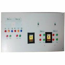 Three Phase Motor Starter Panel