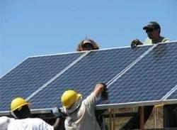 On Grid Solar PV System