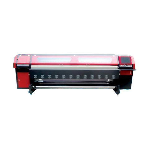 Jumbo Polaris Solvent Printer