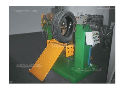 Tyre Inspection Machine