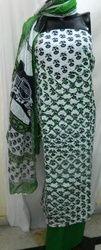 Aaditri Applique Suit Dress Material