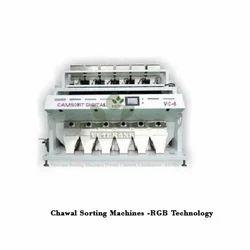 Chawal Sorting Machines