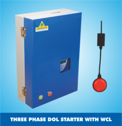 Three Phase DOL Starter With WCL