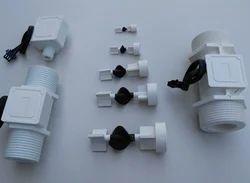 Plastic Flow Sensor with Pulse Output