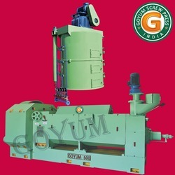 Oil Extractor Machine with Round Kettle