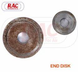 Air Compressor End Disc