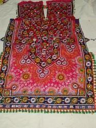 Banjara Dress Neck Yoke