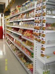 Supermarket Rack Fixtures