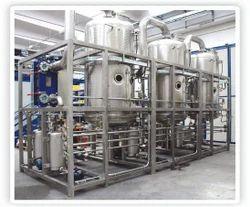 Waste Water Evaporation Plant