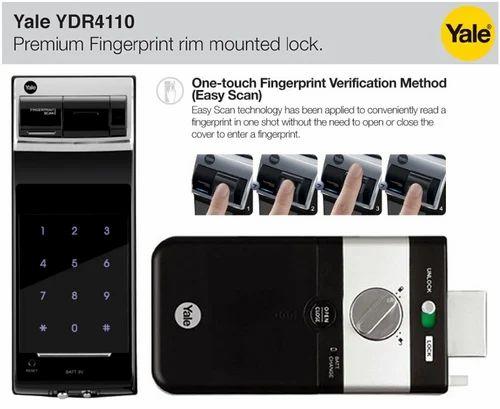 Door Locks Yale Ydm 4110 Fingerprint Lock Wholesaler