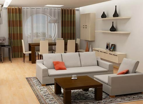 Interior Design Services Drawing Room Interior Decoration Services