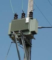 Pole Mounted Transformer