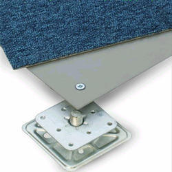 Corner Lock & Unilock Panels Raised Flooring with Fixing