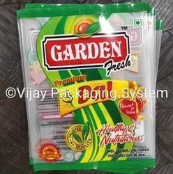 Food Packaging Material Laminated Pouches