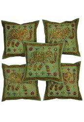 Ethnic Home Decor Through Cushion