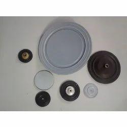 Rubber PTFE Diaphragm