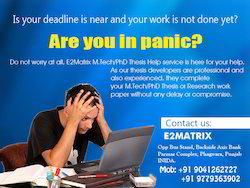 Online dissertation help kit