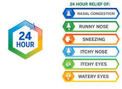 allergy relief tablet