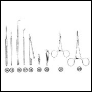 Cataract Ophthalmic Instruments