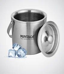 SS Ice Bucket