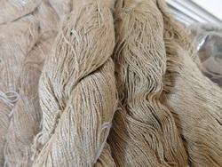 Muga Silk Yarns in Count Of 30/2 Available in 100 Grams
