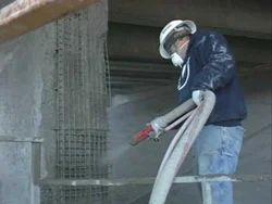R-PP Concrete Fiber Guniting Services