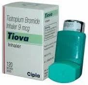Tiova Inhalers